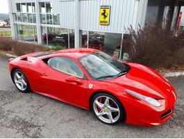 FERRARI 458 Italia 4.5 V8 | 16'970 Km | CHF 175'000.-