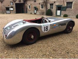 Jaguar Type C  Oldtimer! € 145.000,-