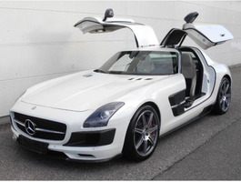 Mercedes-Benz SLS AMG Coupe BRABUS PAKET