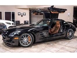 Mercedes-Benz SLS AMG Coupe AMG