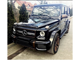 Mercedes-Benz G 65 AMG FINAL EDITION NEW 1 OF 65 UNITS