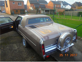 Cadillac Deville Full option