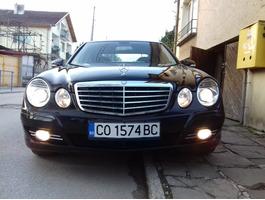 Mercedes E220 CDI Automatic