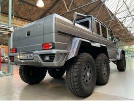 Mercedes-Benz G 65 AMG 6x6 MANSORY GRONOS